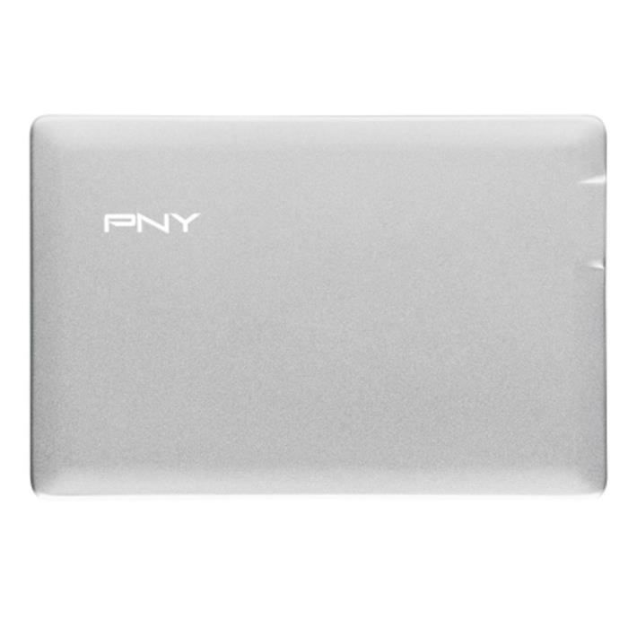 PNY Power Bank Alu 2500 mAh Silver