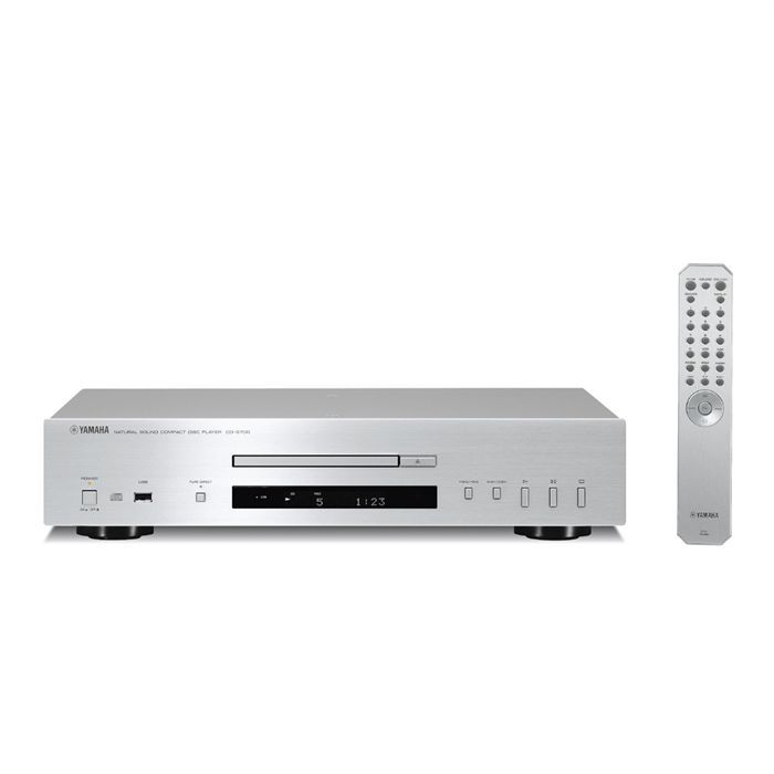 YAMAHA CD-S700 Lecteur CD - MP3 / USB - Silver