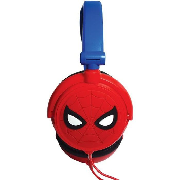 LEXIBOOK - SPIDERMAN - Casque Audio Enfant