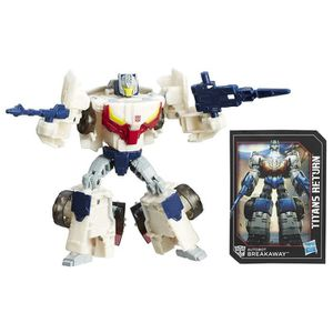 TRANSFORMERS Generation Deluxe Throttlex 15cm