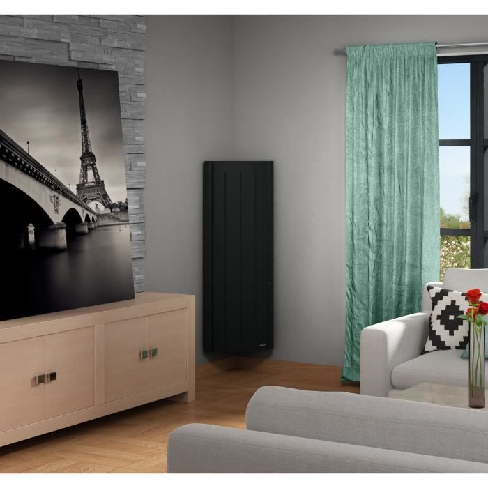 radiateur connect inertie fonte sauter bolero moins. Black Bedroom Furniture Sets. Home Design Ideas