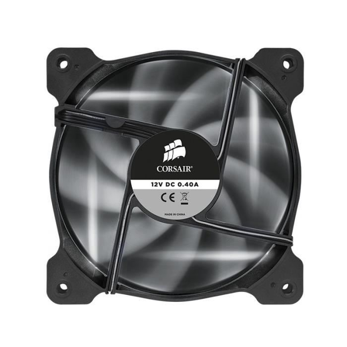 Corsair ventilateur 120mm SP120 LED blanche Simple