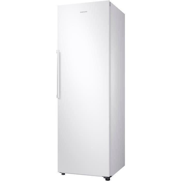 SAMSUNG RR39M7000WW - Réfrigérateur 1 porte - 385 L - Froid ventilé intégral - L 59,5 x H 185,5 cm - Blanc