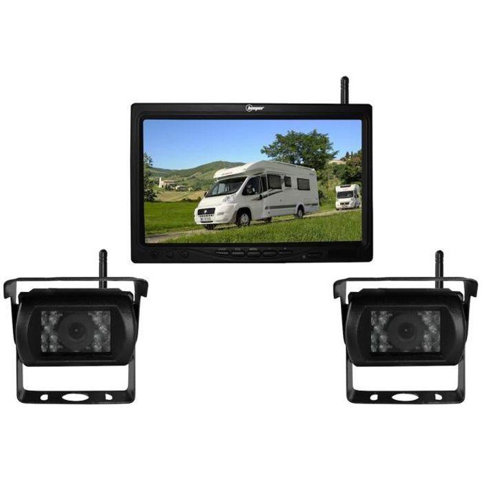 Caméra de recul RWEC100X 2 cam