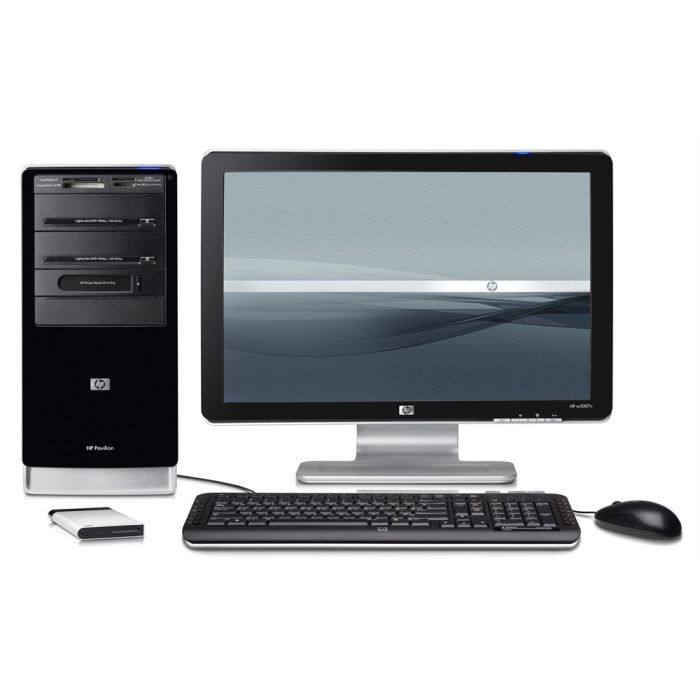 hp pavilion pc cran plat large 20 1 h prix. Black Bedroom Furniture Sets. Home Design Ideas