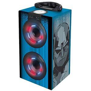RADIO CD ENFANT AVENGERS Mini tour de son Bluetooth® LEXIBOOK