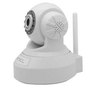 CAMÉRA IP MCL Cam IP motorisée 0.3Mega pixel Wifi CAMD610AW