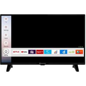 Téléviseur LED Continental Edison Smart TV LED 32'' (80 cm) - HD