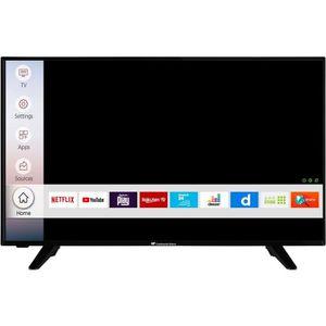 Téléviseur LED CONTINENTAL EDISON Smart TV 43' Wi-fi Netflix You