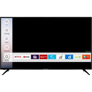 Téléviseur LED CONTINENTAL EDISON Smart TV LED 4K UHD - 65