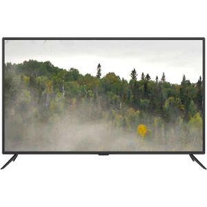 Téléviseur LED CONTINENTAL EDISON TV 4K Ultra HD - 55