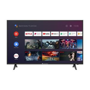 Téléviseur LED Continental Edison Android Smart TV 55''4K UHD Wi-