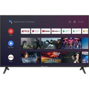 Téléviseur LED Continental Edison Smart Android TV 58''(146 cm) 4