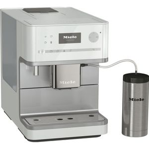 MACHINE À CAFÉ MIELE CM6350BB Machine expresso automatique avec b