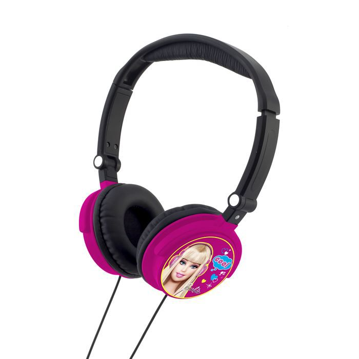 barbie casque audio enfant lexibook 3380743021676 achat vente casque audio enfant cdiscount. Black Bedroom Furniture Sets. Home Design Ideas