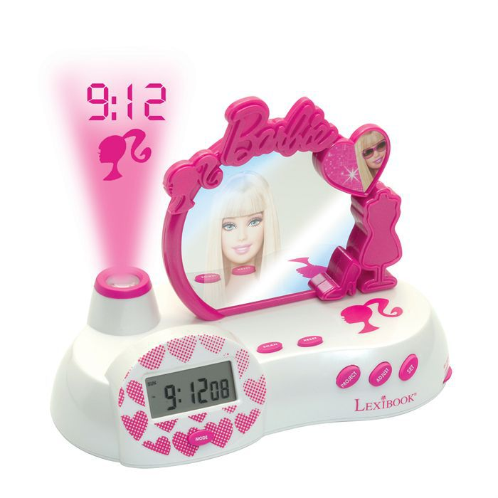 radio r veil projecteur barbie achat vente r veil. Black Bedroom Furniture Sets. Home Design Ideas
