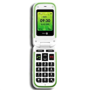 TELEPHONE PORTABLE DORO Phone easy 410 Blanc