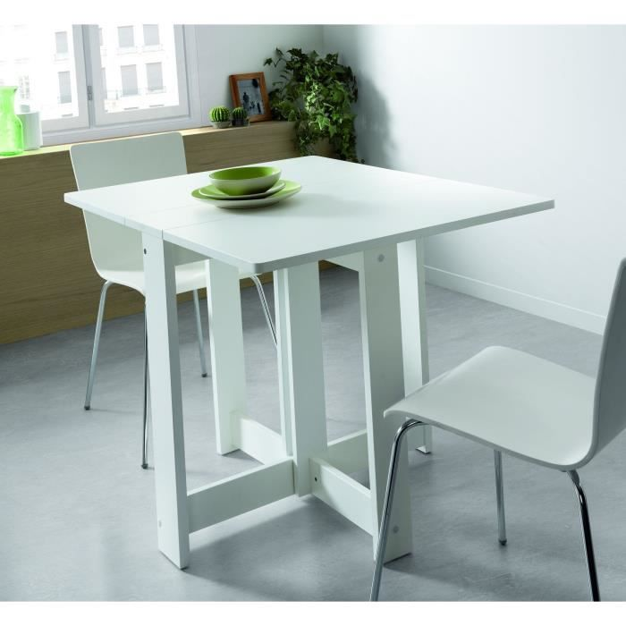 Tables de cuisine pliantes table de cuisine table haute bar pliante mange de - Table pliante chaises integrees ...