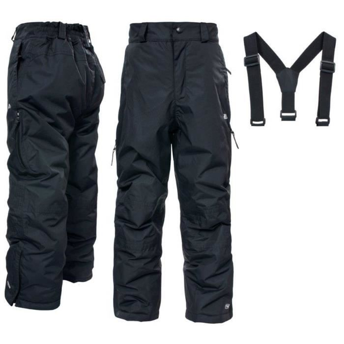 trespass pantalon ski trs tp50 enfant gar on prix pas. Black Bedroom Furniture Sets. Home Design Ideas