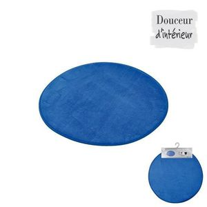 tapis bleu roi achat vente tapis bleu roi pas cher cdiscount. Black Bedroom Furniture Sets. Home Design Ideas