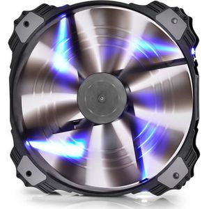 VENTILATION  DEEPCOOL - XFAN 200BL - LED Bleu - Ventilateur boi