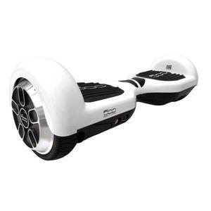 HOVERBOARD Hoverboard FIAT 500 électrique 6,5'' - F500-H65W -