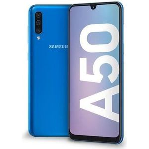 SMARTPHONE Samsung Galaxy A50 Double SIM 128 Go Bleu - 6.4 po