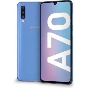 SMARTPHONE Samsung Galaxy A70 128 go Bleu - Double sim