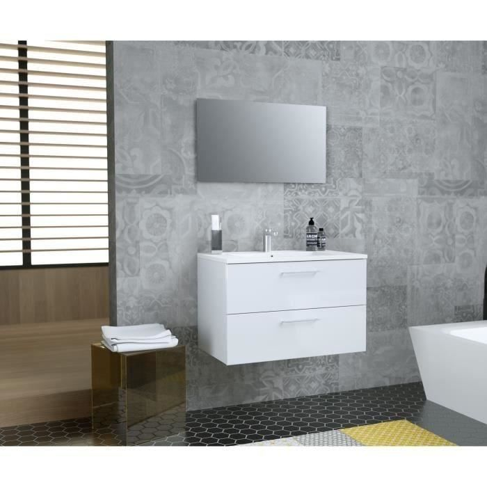 meuble salle de bain scandinave