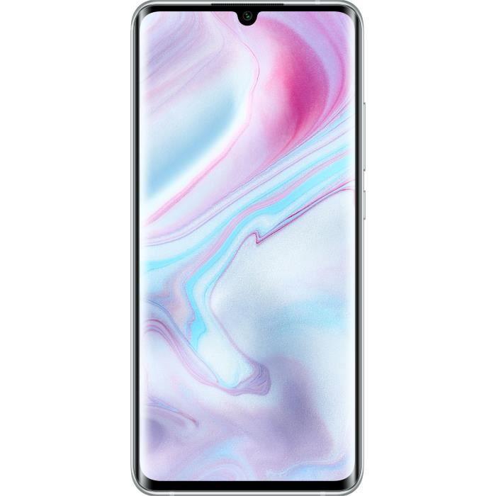 SMARTPHONE XIAOMI MI Note 10 Blanc 128 Go