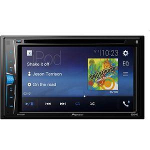 AUTORADIO PIONEER AVH-A200BT Autoradio vidéo DVD & Bluetooth