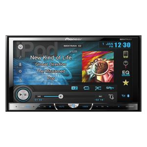 pioneer avh x5600bt 2 din bluetooth dvd achat vente autoradio pioneer avh x5600bt prix. Black Bedroom Furniture Sets. Home Design Ideas