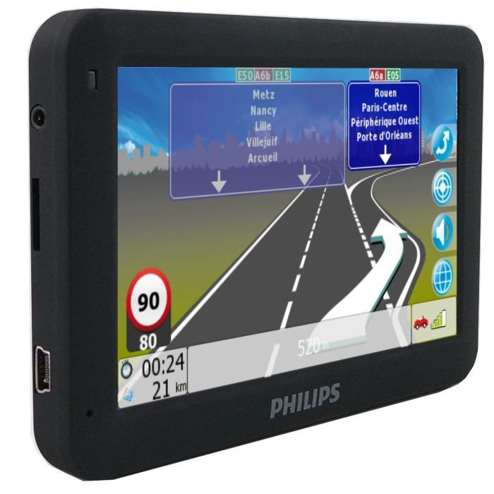 telecharger la carte europe gps