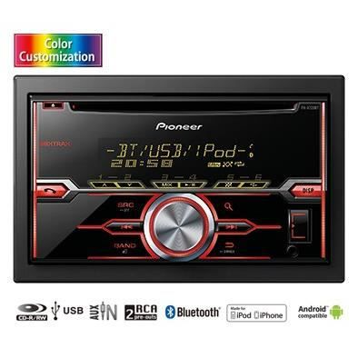pioneer fh x720bt autoradio cd bluetooth achat vente autoradio pioneer fh x720bt soldes d. Black Bedroom Furniture Sets. Home Design Ideas