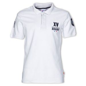nike polo rugby ffr homme