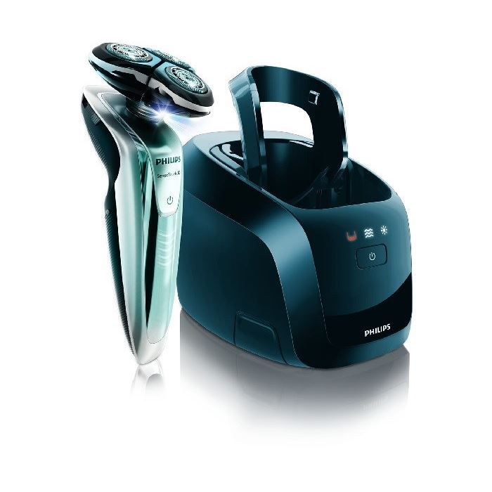 philips rq1260cc 21 rasoir senso touch 3d achat vente. Black Bedroom Furniture Sets. Home Design Ideas