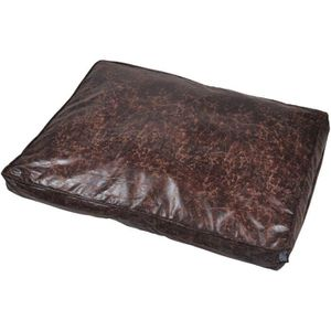 CORBEILLE - COUSSIN Coussin rectangle Chesterfield - Polyester - 100 x
