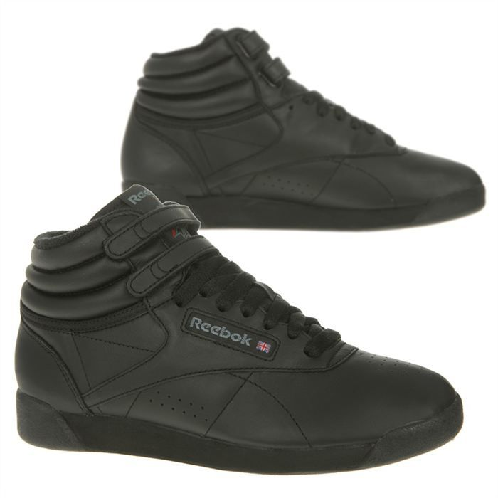 5267a3e23f614 REEBOK Chaussure Freestyle HI Femme - Achat   Vente basket - Cdiscount