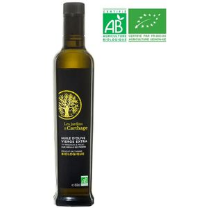 HUILE Huile d'olive extra vierge - Bio - Première pressi