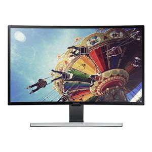 TV T27D590CX Curved - Full HD 1080p - 68cm (27 pouces) - LED - Moniteur TNT HD - 2 HDMI - Classe A