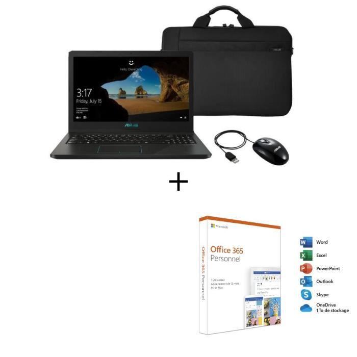 "ORDINATEUR PORTABLE PC Portable Gamer ASUS FX570ZD-DM058T-15""FHD-AMD R"