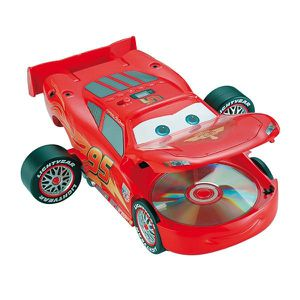 RADIO CD ENFANT CARS Lecteur CD Enfant Lexibook