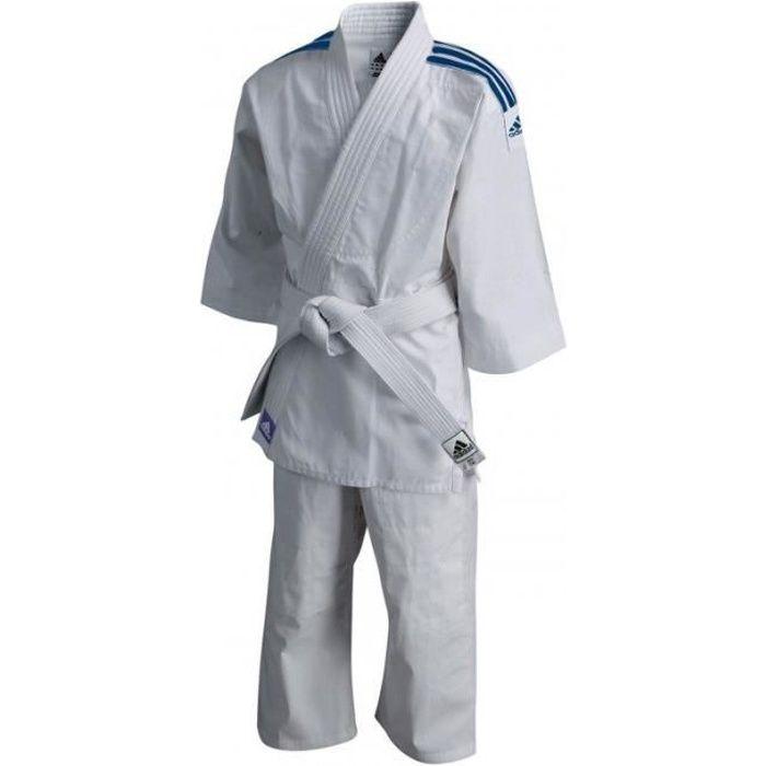 ADIDAS Kimono de judo Évolution J200 Enfant Blanc