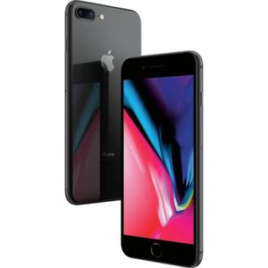 SMARTPHONE APPLE iPhone 8 Plus Gris sidéral 128 Go