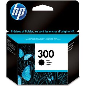 CARTOUCHE IMPRIMANTE HP 300 Cartouche d'encre Noir