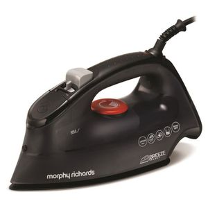 FER A REPASSER - XL Fer à repasser - MORPHY RICHARDS Breeze Noir M3002