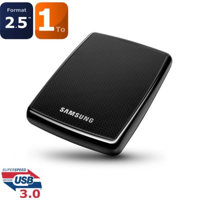 samsung disque dur s3 1to stshx mt050dg usb3 0 achat. Black Bedroom Furniture Sets. Home Design Ideas