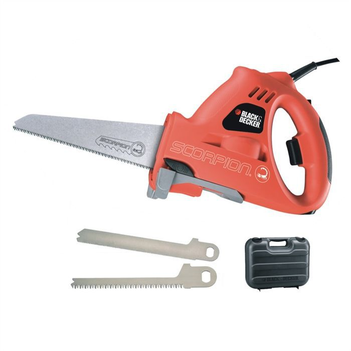 Lame scie scorpion black et decker