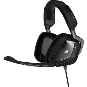 CASQUE AVEC MICROPHONE Corsair casque Gaming VOID USB Dolby 7.1
