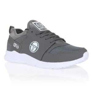 BASKET SERGIO TACCHINI Baskets SPEED MIX - Homme - Gris